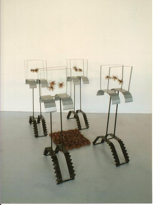 7. chars à ponpons, 1994